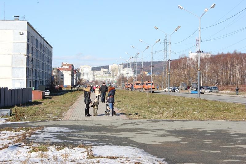 олимпийский огонь южно-сахалинск (3)