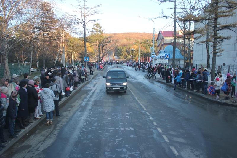 олимпийский огонь южно-сахалинск (37)