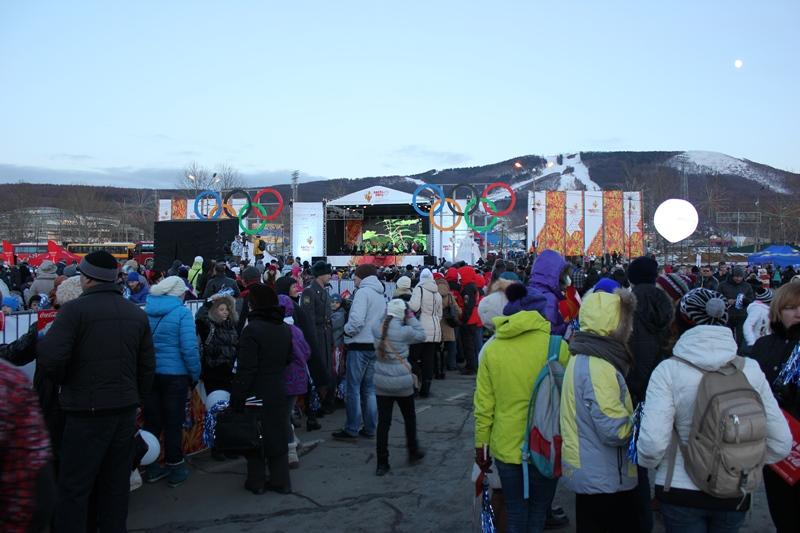 олимпийский огонь южно-сахалинск (42)