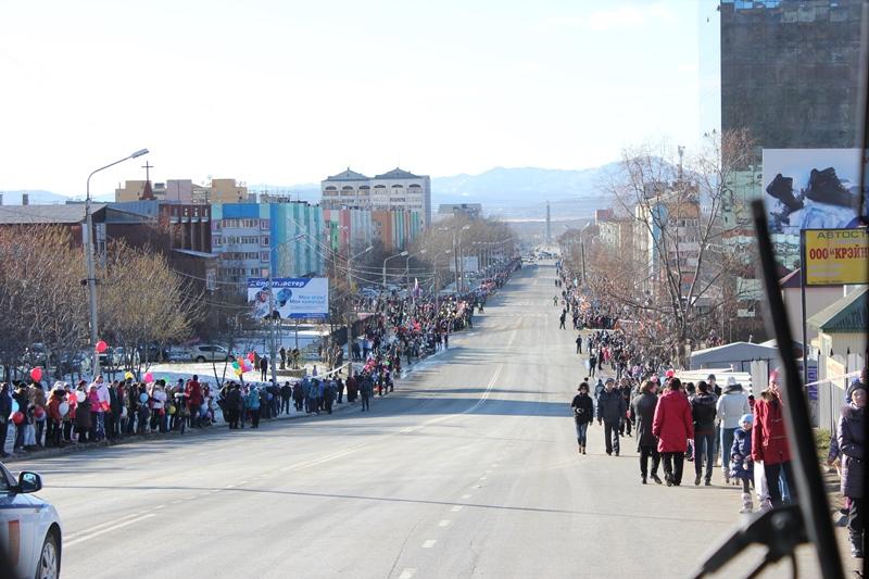 олимпийский огонь южно-сахалинск (5)