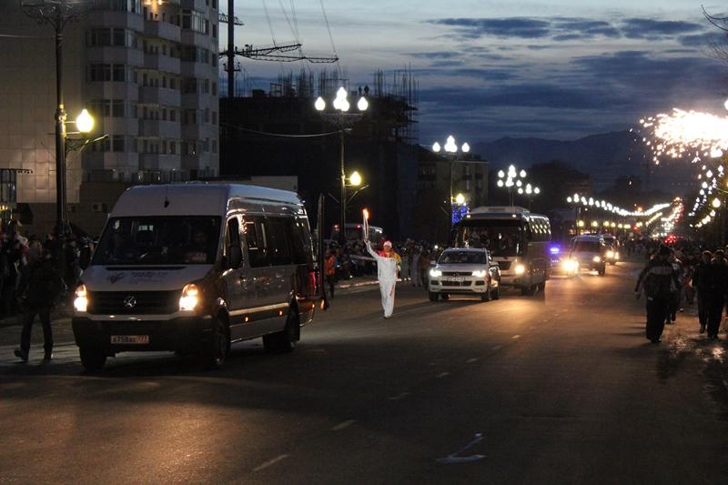 олимпийский огонь южно-сахалинск (59)