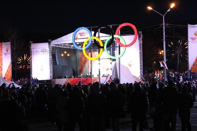 олимпийский огонь южно-сахалинск (65)