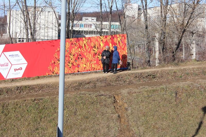 олимпийский огонь южно-сахалинск (7)