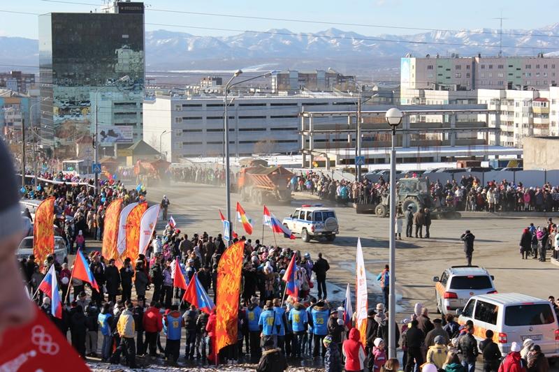 олимпийский огонь южно-сахалинск (9)